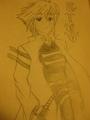 Ryuu Kuragari (Chaosnuclear) - bleach-rp fan art
