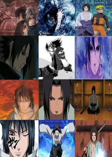 Sasuke Shippuden manga
