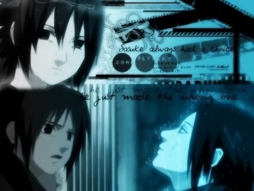 Sasuke in the best¡¡