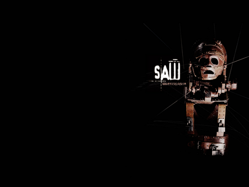Film horror wallpaper entitled Saw wallpaper
