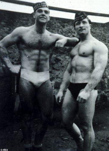 Sean Connery - Early Years
