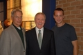 SecNav visits the set