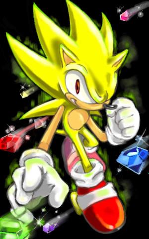 Shadow The Hedgehog wallpaper titled Shadow,Knux,tails,Super Sonic,Boltsryke vs weresonic