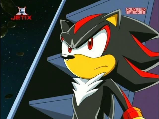 Sonic X Shadow