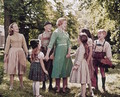 Maria With The Children - the-sound-of-music photo