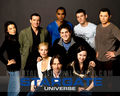 Stargate Universe - television wallpaper