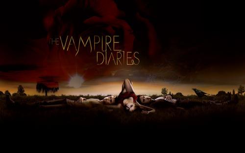 Stefan, Elena & Damon