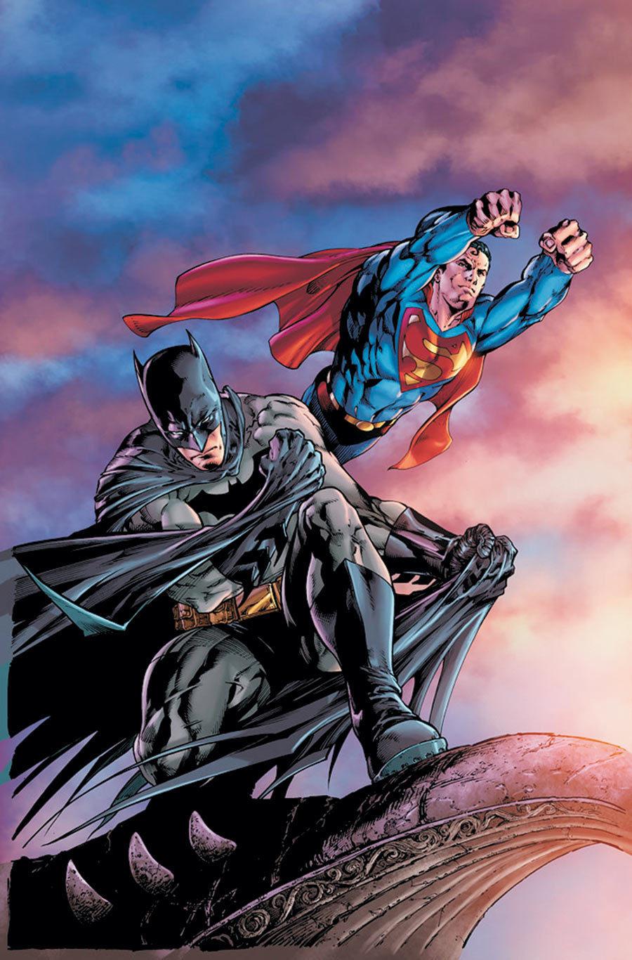 Superman/Batman comics