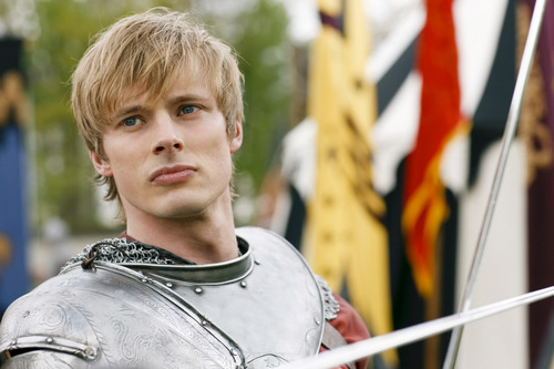 Bradley James wallpaper possibly with a breastplate entitled Sweet Arthur