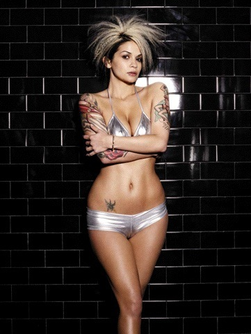 Tattoo chick - tattoos Photo