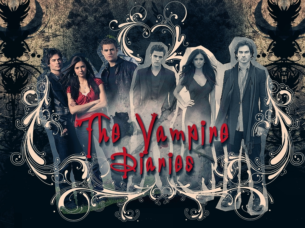 Wallpaper The Vampire Diaries: LOVE QUOTES: Wallpaper Vampire Diaries