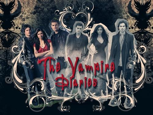 The Vampire Diaries Hintergrund