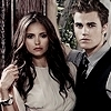 Vampire Diaries – Fernsehserie Foto possibly containing a portrait titled The Vampire Diaries