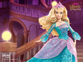 The island princess - barbie wallpaper