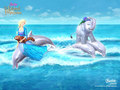 The island princess - barbie-movies wallpaper