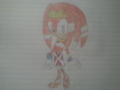 Tikal the echinda - sonic-fanart fan art