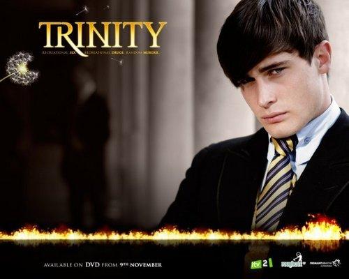 Trinity wallpaper