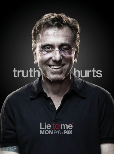 Truth Hurts - Lie to Me promo poster - lie-to-me Photo