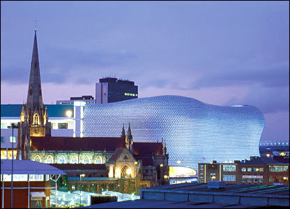 Birmingham England Uk