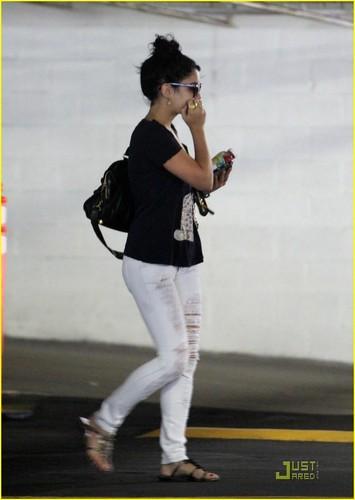 Vanessa in Hollywood