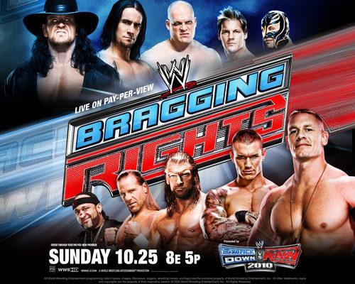 WWE Bragging Rights