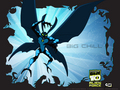 big chill - ben-10-alien-force wallpaper