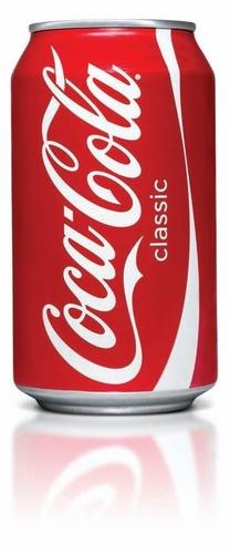 Coke wallpaper called coke can