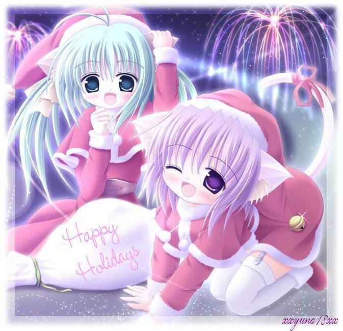 cute Anime girls