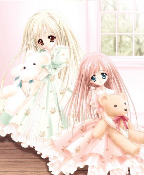 cute アニメ girls