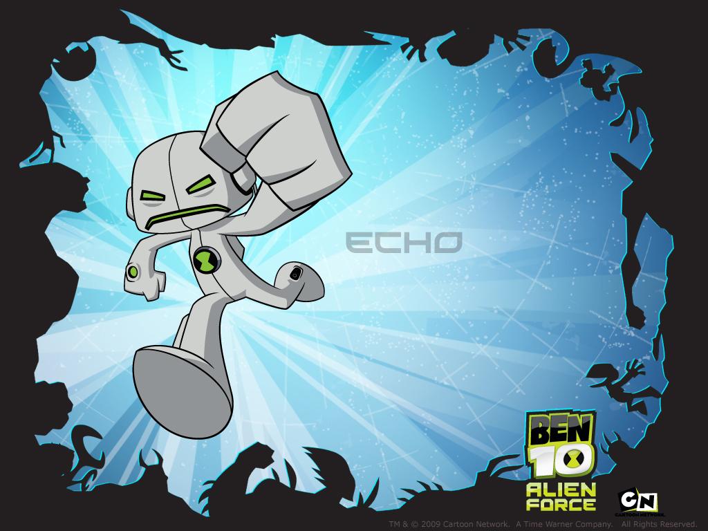 Ben10 Alien Force Echo Echo | www.imgkid.com - The Image ...
