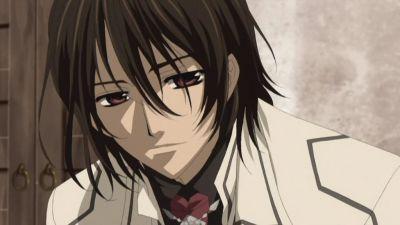 Vampire Knight karatasi la kupamba ukuta possibly with a portrait and anime called episode 1