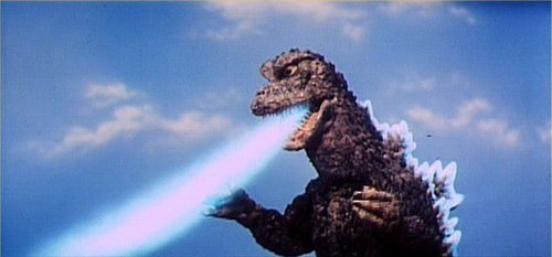 Godzilla hình nền called godzilla breath