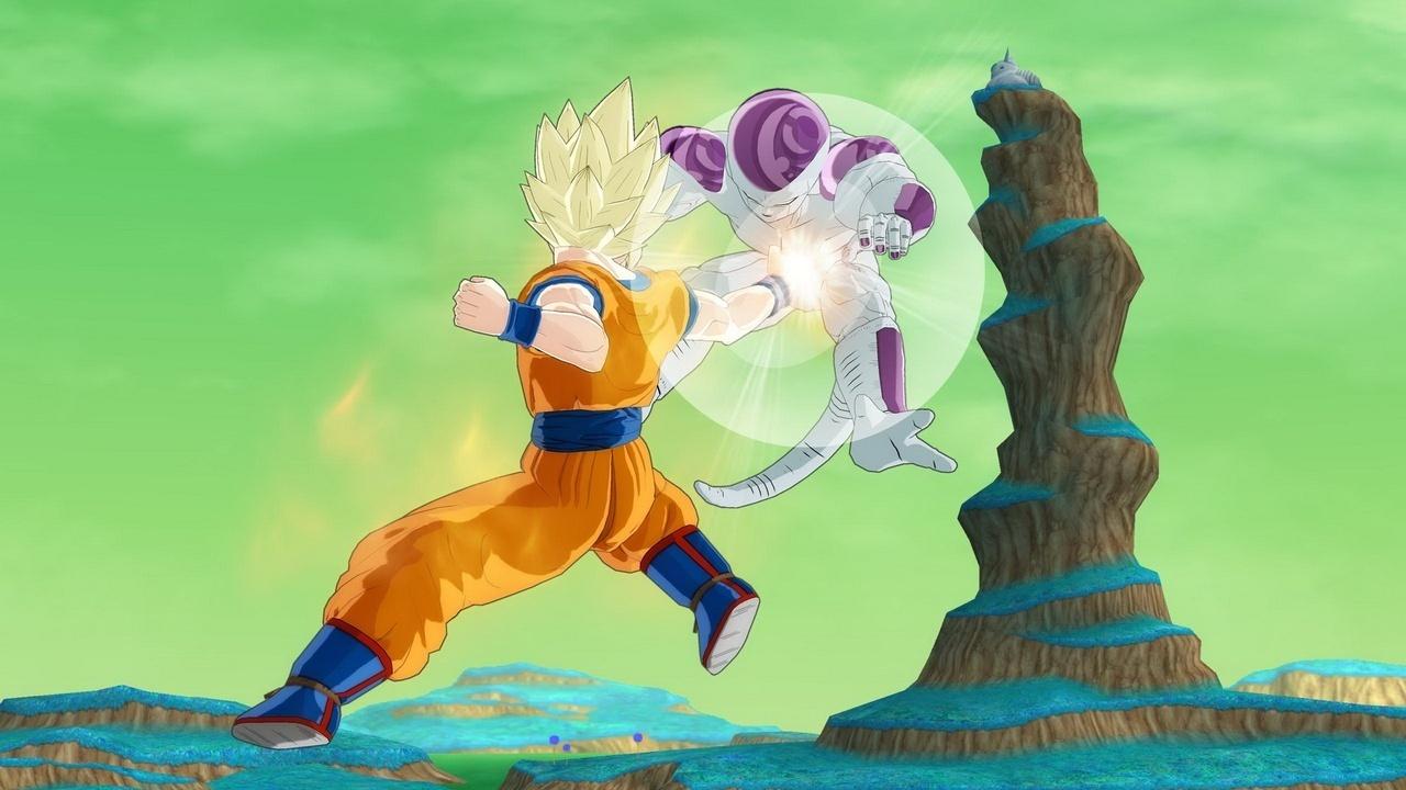 Dragon Ball z Goku vs Frieza Dragon Ball z Goku vs Frieza