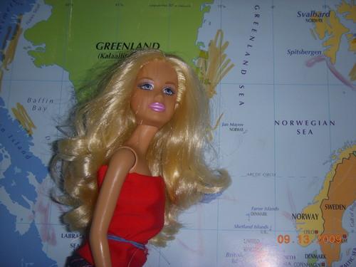 greenland girl