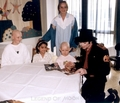 he was so sweet ): - michael-jackson photo