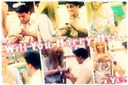 joey proposing phoebe