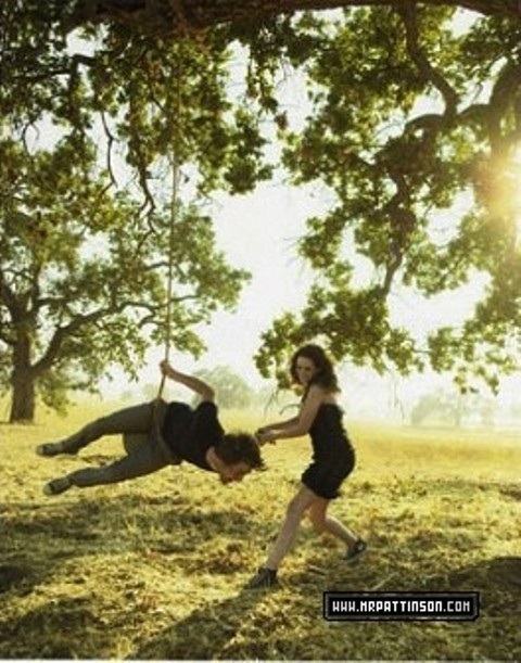 new ,old photoshoot - Robert Pattinson & Kristen Stewart 480x611