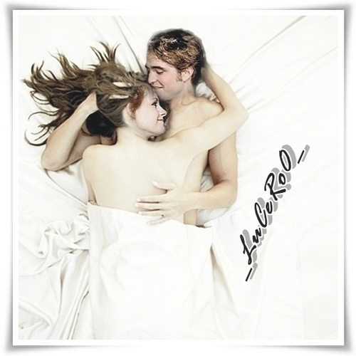 sleeping with you...