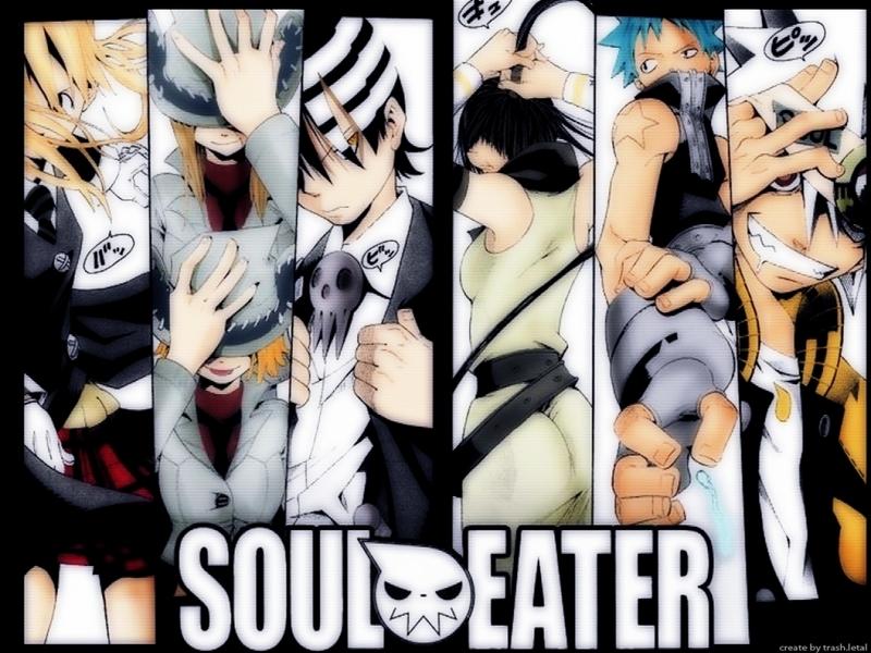 soul eater wallpaper. soul eater group