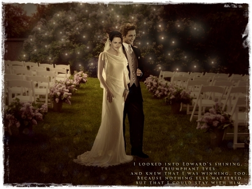 the cullen wedding