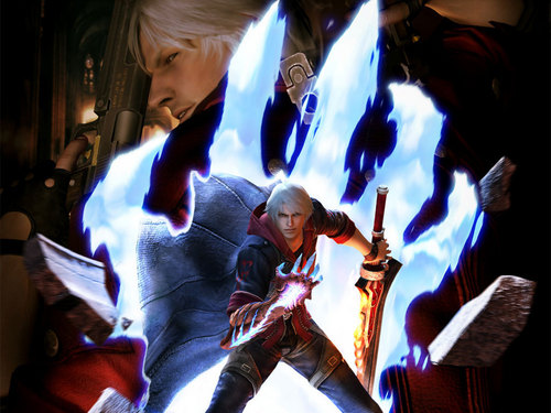 (2)Devil May Cry 4