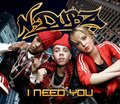 'I Need You' Cover - n-dubz photo