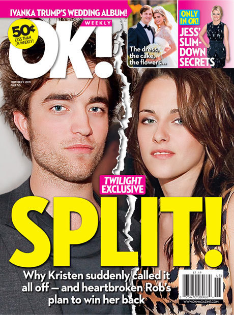OK! Magazine (what else they will write?)