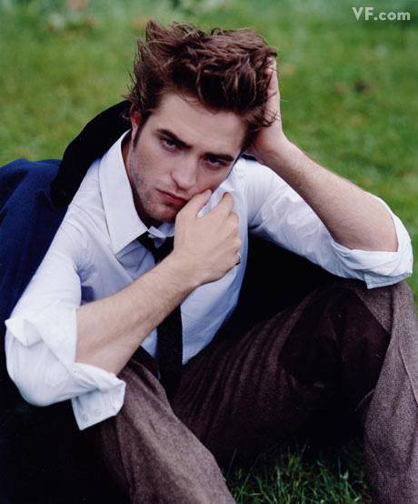 Robert Pattinson Vanity Fair Outtakes