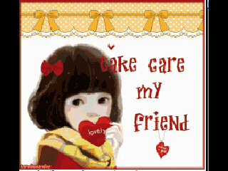*Take Care My Best Friend* Vicky