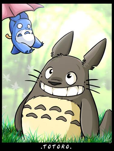 :Totoro: