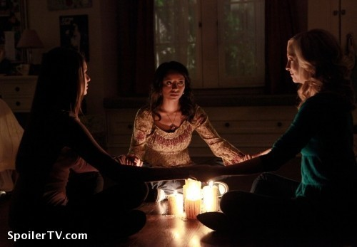 1.09 - history repeating - episode stills - the-vampire-diaries photo