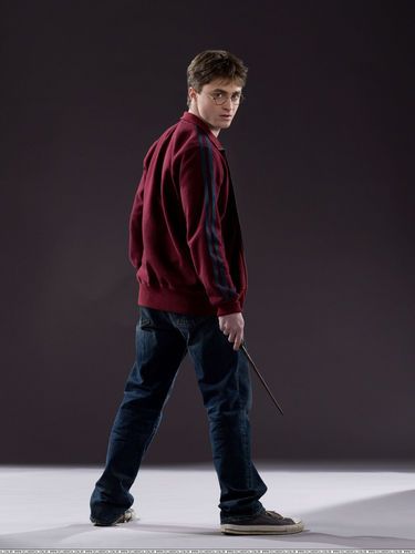 2009. Harry Potter and the Half Blood Prince > Promotional Shoot