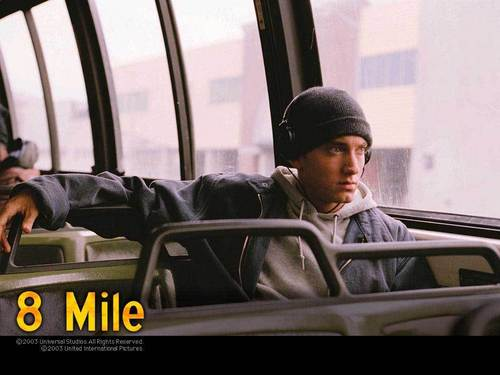 8 mile wallpaper titled 8 mile