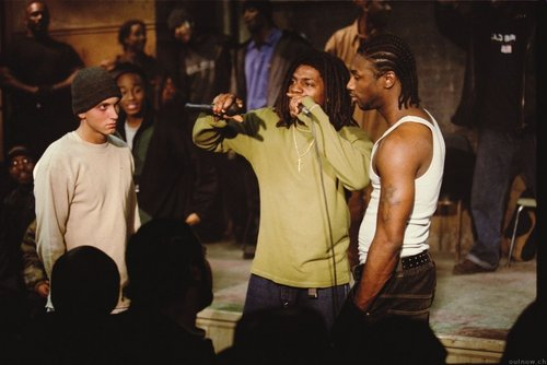 8 mile wallpaper possibly containing a concerto and a well dressed person entitled 8 mile